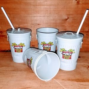 Other - Set of 4 Joes Crab Shack souvenir cups
